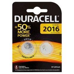 DURACELL - Duracell 2016 3V Lithium 2 pezzi