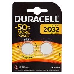 DURACELL - Duracell 2032 3V Lithium 2 pezzi
