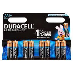 DURACELL - Duracell Ultra Power AA LR6 MX1500 1.5V Alkaline 8 pz