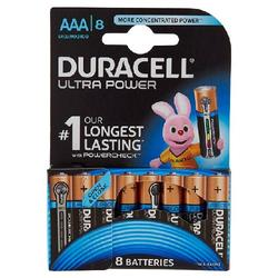 DURACELL - Duracell Ultra Power AAA LR03 / MX2400 1.5V Alkaline 8 pz