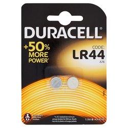 DURACELL - Duracell LR44 1.5V/B Alkaline 2 pezzi