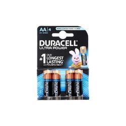 DURACELL - Duracell Ultra Power AA 1.5V Alkaline 4 pezzi