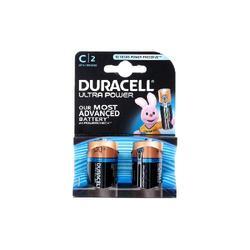 DURACELL - Duracell Ultra Power C 1.5V Alkaline 2 pezzi