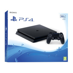 SONY - PS4 500GB D CHASSIS BLACK NEW