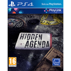 Sony - PS4 - Hidden Agenda