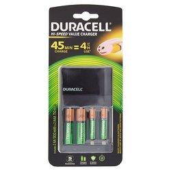 DURACELL - Duracell Caricabatterie da 45 Minuti, 1 Conteggio
