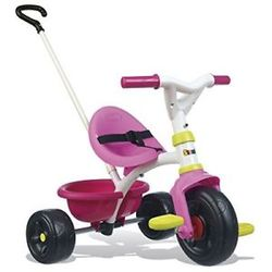 SMOBY - Triciclo Be Fun Girl