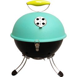 GLOBALFAR - BBQ A Carbone Da Tavolo Con Coperchio 40x46x38