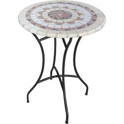 INTERNATIONAL - Tavolino Salò Mosaico Diam 60