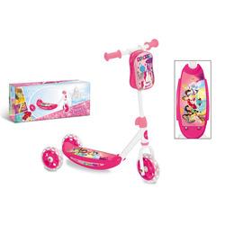 MONDO - Monopattino Baby 3 Ruote My First Scooter Princess