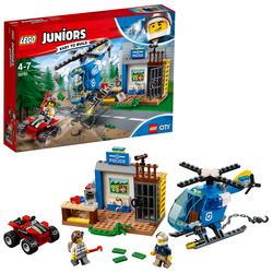 LEGO - 10751 - Inseguimento della polizia di montagna