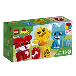 LEGO - 10858 - Il mio primo puzzle degli animali