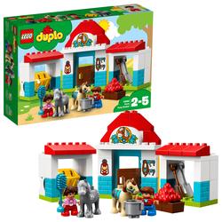 LEGO - 10868 - La Stalla Dei Pony