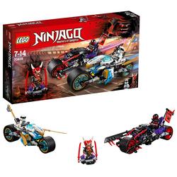 LEGO - 70639 - Gara Su Strada Del Giaguaro-Serpente