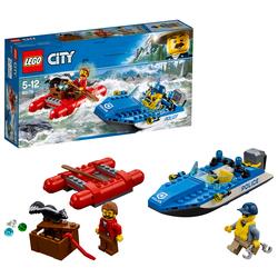 LEGO - 60176 - Fuga Sul Fiume