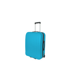 INTERNATIONAL - TROLLEY ABS BLU 67 CM