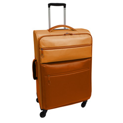 INTERNATIONAL - TROLLEY BICOLOR ARANCIONE 71 CM