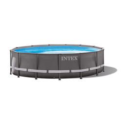 INTEX - PISCINA ULTRA FRAME ROTONDA 427x107 CM