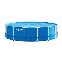INTEX - PISCINA PRISMA FRAME 457x122 CM CON POMPA FILTRO