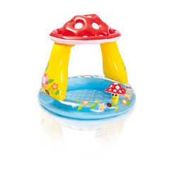 INTEX - PISCINA BABY FUNGO 102x89 CM