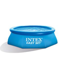 INTEX - PISCINA EASY 244x76 CM CON POMPA FILTRO