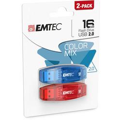 Emtec - Multipack USB 2.0 16GB - C410