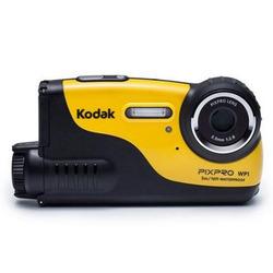 Kodak - WP1, HD-Ready, 1280 x 720 Pixel, 30 fps, CCD, 16,44 MP, 16,44 MP