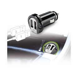 Cellularline - Caricatore per auto Dual