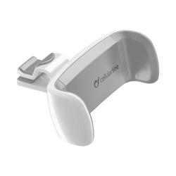 Cellularline - CAR HOLDER - Universale Supporto auto super colorato Bianco, Telefono cellulare/smartphone, Auto, Supporto passivo, Bianco, Cina, Car Vent mount,Clamp mount
