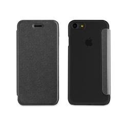 """Qilive - Q.9730, Custodia a libro, Apple, iPhone 7, 11,9 cm (4.7""""), Nero"""
