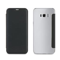 """Qilive - 180726, Custodia a libro, Samsung, Galaxy S8 Plus, 15,8 cm (6.2""""), Nero"""