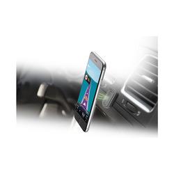 Cellularline - Handy Force - Universale Supporto auto magnetico stabile e sicuro Nero, Telefono cellulare/smartphone, Auto, Supporto passivo, Nero, Plastica, Verticale
