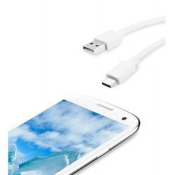 Qilive - MA-2324-D, 3 m, USB A, USB C, 2.0, Bianco