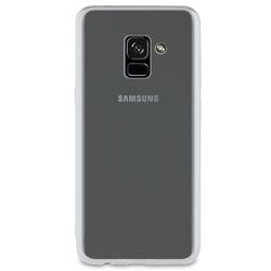 Qilive - Cover trasparente - Galaxy A8 2018