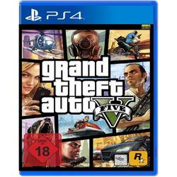 Take-Two Interactive - GTA V, PS4, PlayStation 4, Azione / Avventura, Modalità multiplayer, M (Mature)