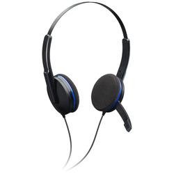 Bigben Interactive - PS4GAMINGHEADSET, Console da gioco, Stereofonico, Padiglione auricolare, Nero, Blu, Sony PlayStation 4, Cablato