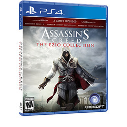 Ubisoft - Assassin's creed: The ezio collection, PS4, PlayStation 4, Azione / Avventura, M (Mature)