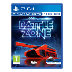 Sony - PS4 VR - Battlezone
