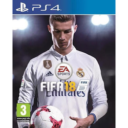 Electronic Arts - PS4 - FIFA 18