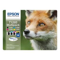 Epson - Multipack 4 colori, Nero, Ciano, Magenta, Giallo, - Epson Stylus Office BX305F - Epson Stylus Office BX305FW - Epson Stylus Office BX305FW Plus -..., 4 pezzo(i)