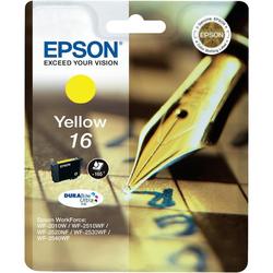 Epson - Cartuccia Giallo, Giallo, Epson WorkForce WF-2010W Epson WorkForce WF-2510WF Epson WorkForce WF-2520NF Epson WorkForce..., Ad inchiostro, 1 pezzo(i), Blister, 112 x 24 x 141,75 mm