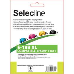 Selecline - Cartucce compatibili Epson - E-18B XL NERO