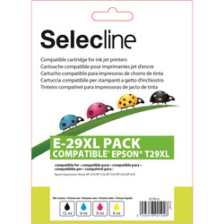 Selecline - Multipack cartucce compatibili Epson - E-29 XL