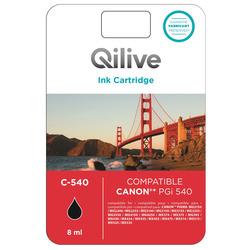 Qilive - X CANON PGI C 540 BLACK