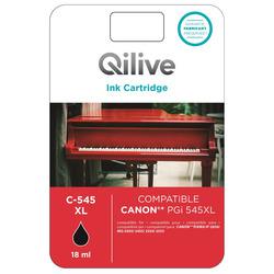 Qilive - Cartucce compatibili Canon - C-545 XL NERO