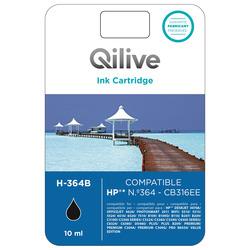 Qilive - Cartucce compatibili HP - H-364B NERO