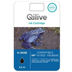 Qilive - Cartucce compatibili HP - H-302B NERO