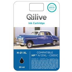 Qilive - Cartucce compatibili HP - H-21 XL
