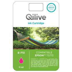 Qilive - Cartucce compatibili Epson - E-713 MAGENTA