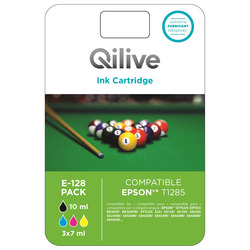 Qilive - X EPSON E1285 VOLPE MULTI PACK